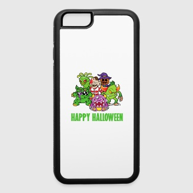 Halloween Monster Zombie Horror Skelett Skull Bone - iPhone 6/6s Rubber Case