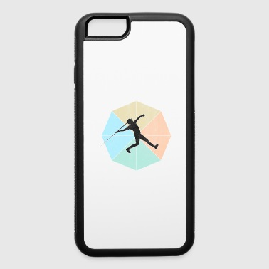 Javelin Javelin Throw - iPhone 6/6s Rubber Case