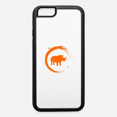 South Africa Rhino - iPhone 6/6s Rubber Case