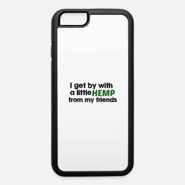 Hemp Hemp for Friends - iPhone 6/6s Rubber Case
