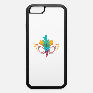 Flu Fish Mask - iPhone 6 Case