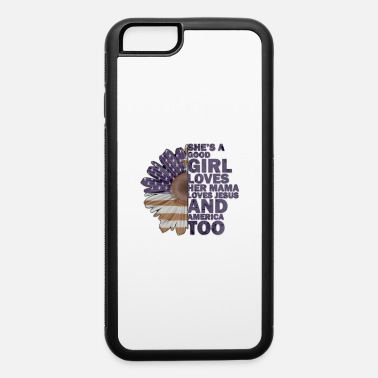 Africa she's a good Girl Loves her MAMA - iPhone 6 Case