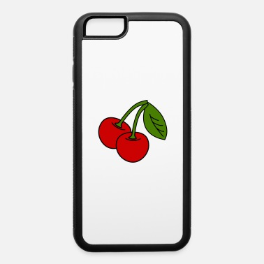 cherries v1_3_color - iPhone 6 Case