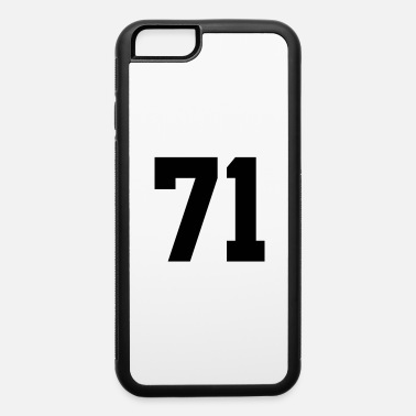 Football 71 - iPhone 6 Case