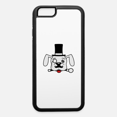 Cylin face head sir mr gentlemen mustache mustache cylin - iPhone 6 Case