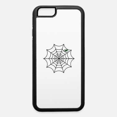 Embezzler Spider and Web - iPhone 6 Case