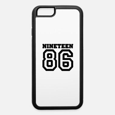 1986 1986 - iPhone 6 Case