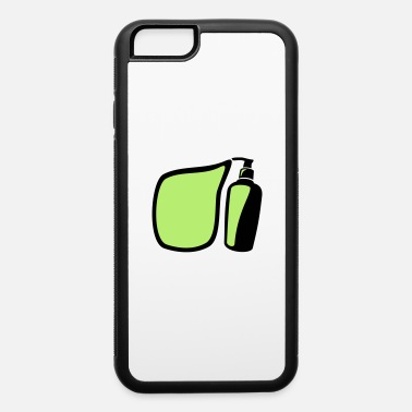 dispender bottle with your own text - iPhone 6 Case