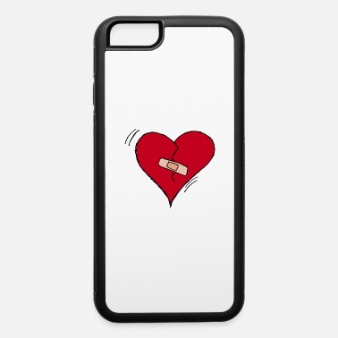 Brake Brake heart - iPhone 6 Case