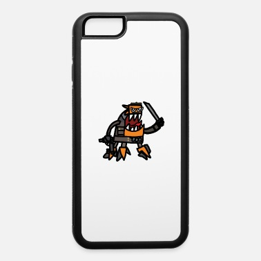 Geek Spinza as tank Dempsey - iPhone 6/6s Rubber Case