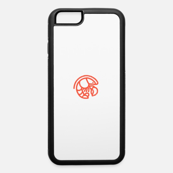 Lobster iPhone Cases - Crawfish Boil Lobster Cajun Crayfish Food Gift - iPhone 6 Case white/black