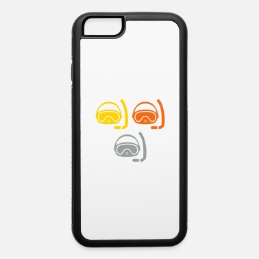 Diving Mask Diving Masks - iPhone 6 Case