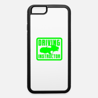 High-performance Sport DRIVING INSTRUCTOR with high performance CAR - iPhone 6 Case