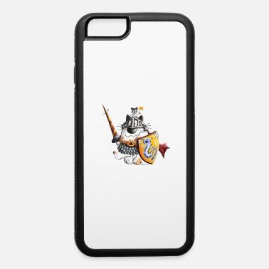 Baby Cat Knight - Cats - Knights - Cartoon - Gift - Fun - iPhone 6 Case