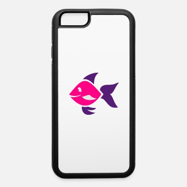 Aquarium Fish - ornamental fish - aquarium - iPhone 6/6s Rubber Case
