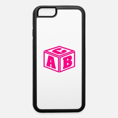 Alphabet Block - iPhone 6 Case