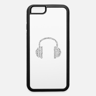 Note-clue headphone notes - iPhone 6 Case
