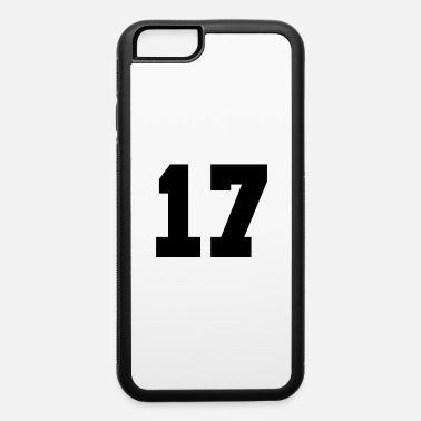 Number 17 Number 17 - iPhone 6 Case