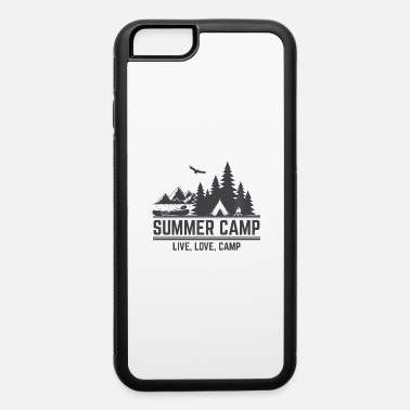 summer camp live love - iPhone 6 Case