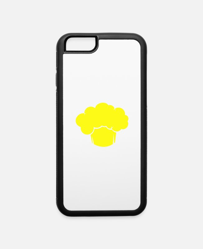 Pregnancy iPhone Cases - chefs hat - iPhone 6 Case white/black