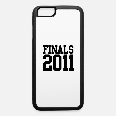 Alumnus FINALS 2011 graduate school leavers - iPhone 6 Case
