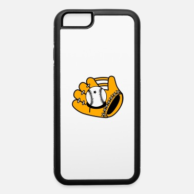 Baseball Glove baseball mitt glove gloves and baseball - iPhone 6 Case