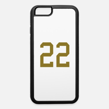 22 22 - iPhone 6 Case