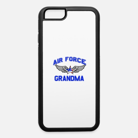 Grandma iPhone Cases - grandma design - iPhone 6 Case white/black