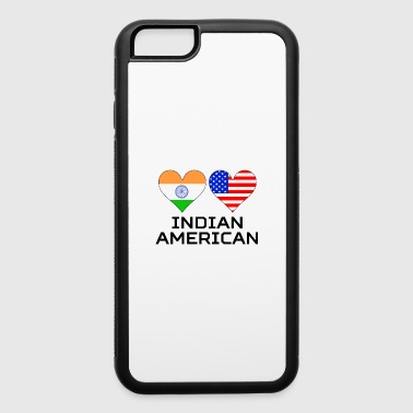 Indian American Hearts - iPhone 6/6s Rubber Case