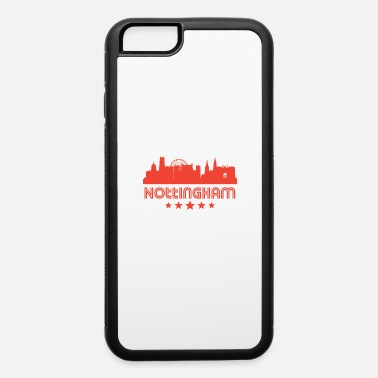 Nottingham Retro Nottingham Skyline - iPhone 6 Case