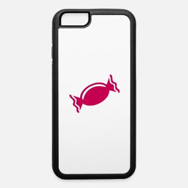 Overweight candy sweets sugar overweight - iPhone 6 Case