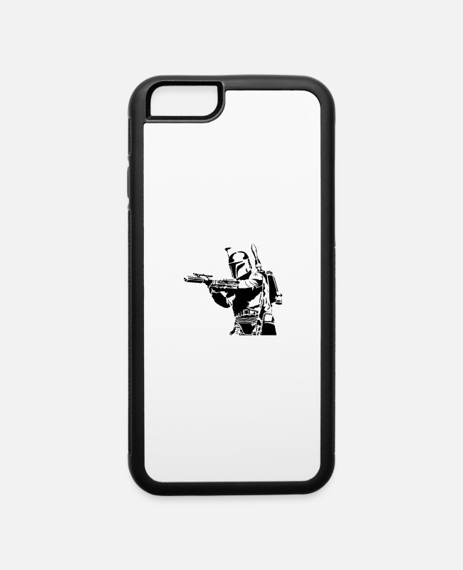 Supreme iPhone Cases - Starwars - iPhone 6 Case white/black