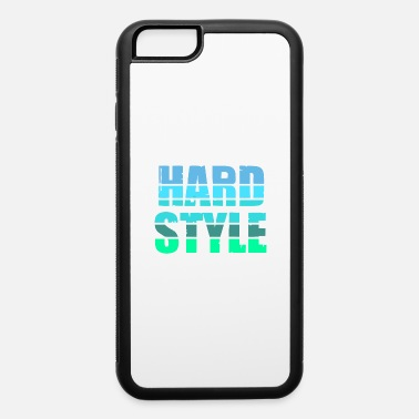 Hardstyle Techno Music party festival outfit - iPhone 6 Case
