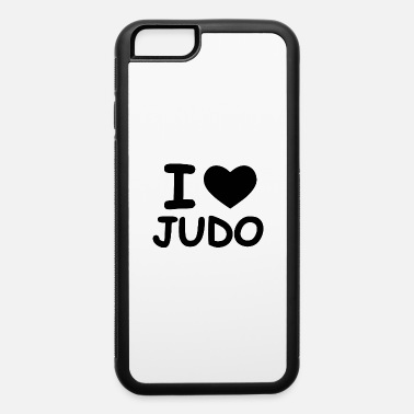 Self Defense time for judo - iPhone 6/6s Rubber Case