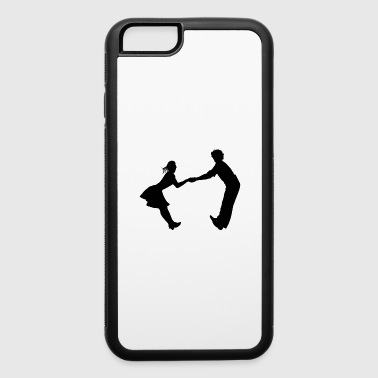 Dancing Dancer Music Musician - iPhone 6/6s Rubber Case