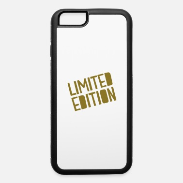 Edition limited edition - iPhone 6 Case