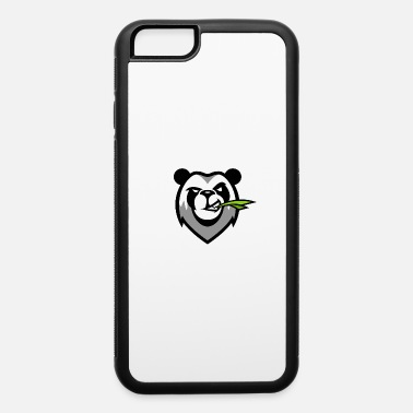 Scheme panda scheme logo - iPhone 6 Case