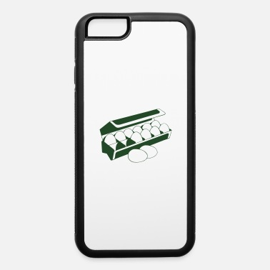 Carton Carton of eggs - iPhone 6 Case