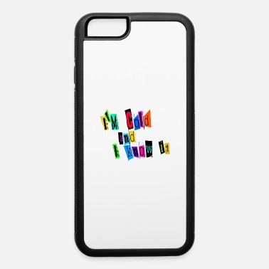 Am Cold - iPhone 6 Case