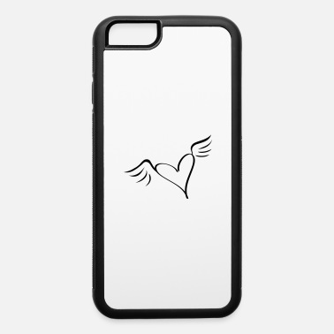 Serce wings - iPhone 6 Case
