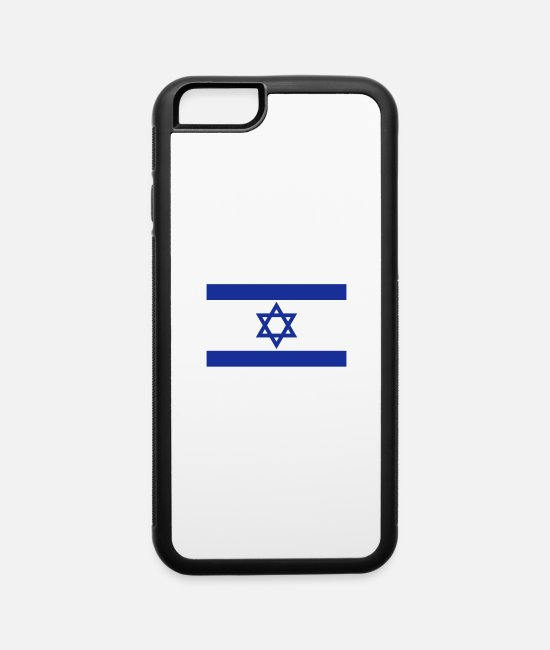 Balkan iPhone Cases - Israel - iPhone 6 Case white/black