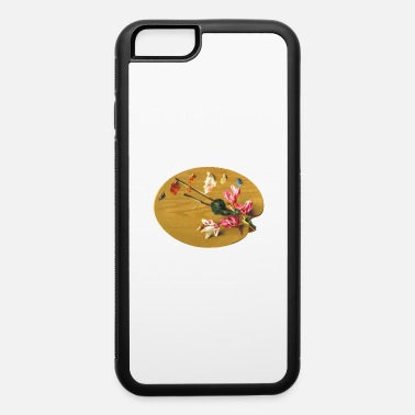 Washed Artist s palette - iPhone 6 Case