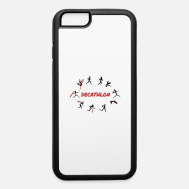 Jump Shot Decathlon, Track and Field - iPhone 6 Case
