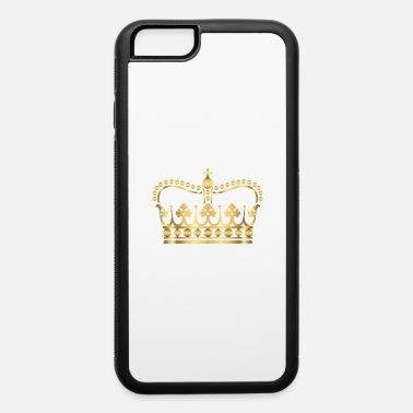 Rap king-gold-crovn-VIP-lable-rap - iPhone 6 Case