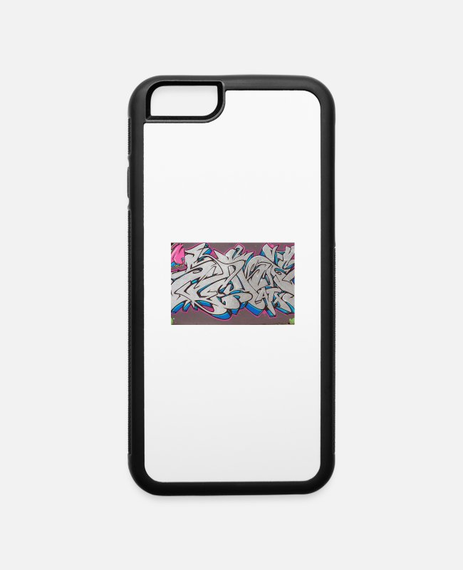 Training iPhone Cases - Graffiti10 - iPhone 6 Case white/black