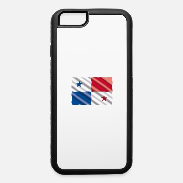 Bandera Bandera de Panamá - iPhone 6/6s Rubber Case