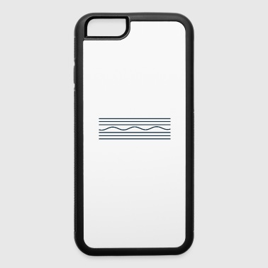 Single but not alone gift idea - iPhone 6/6s Rubber Case