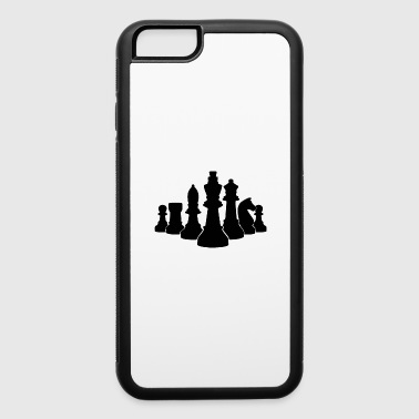 king of chess - iPhone 6/6s Rubber Case