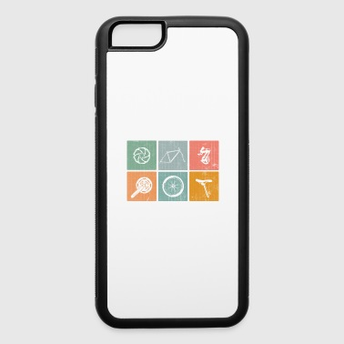 Saddle We Love Cycling - iPhone 6/6s Rubber Case