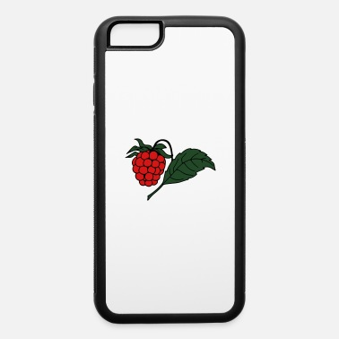 Raspberries raspberry - iPhone 6 Case